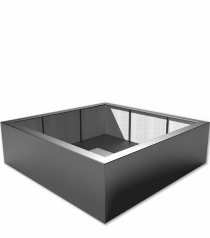 Fiberglas-Pflanzkübel hochwertig isoliert | pflanzkuebel.shop