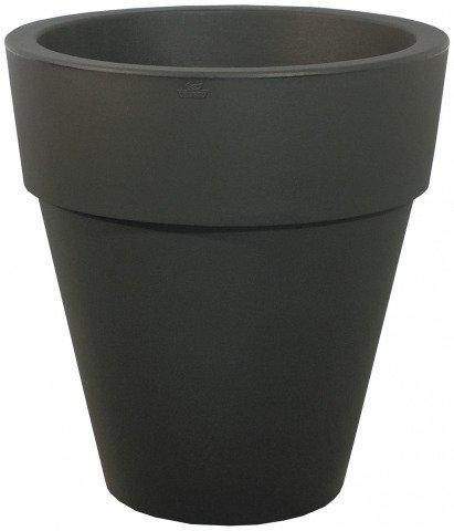 blumenk bel gross kunststoff rauchgrau online bestellen. Black Bedroom Furniture Sets. Home Design Ideas