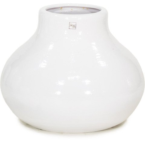 Schale aus Keramik, flach, in ecru-weiß online kaufen bestellen ...